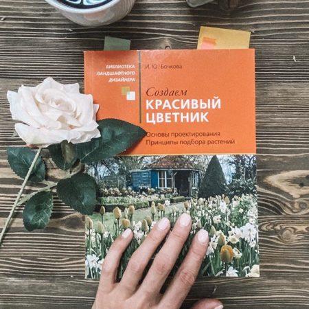Создаем красивый цветник. И.Ю. Бочкова